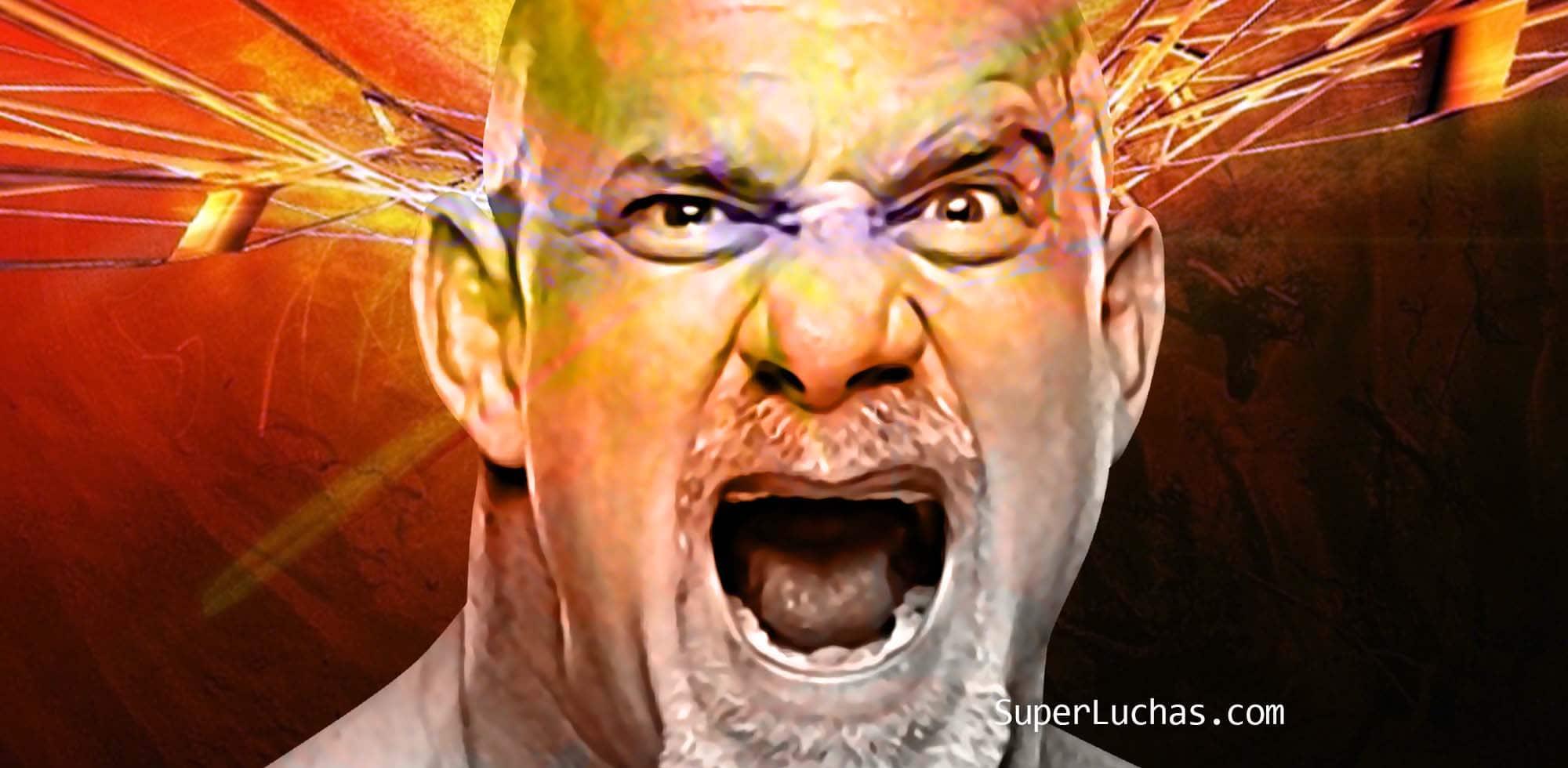 Goldberg vs. Dolph Ziggler, ¿una metáfora sobre WWE? 1