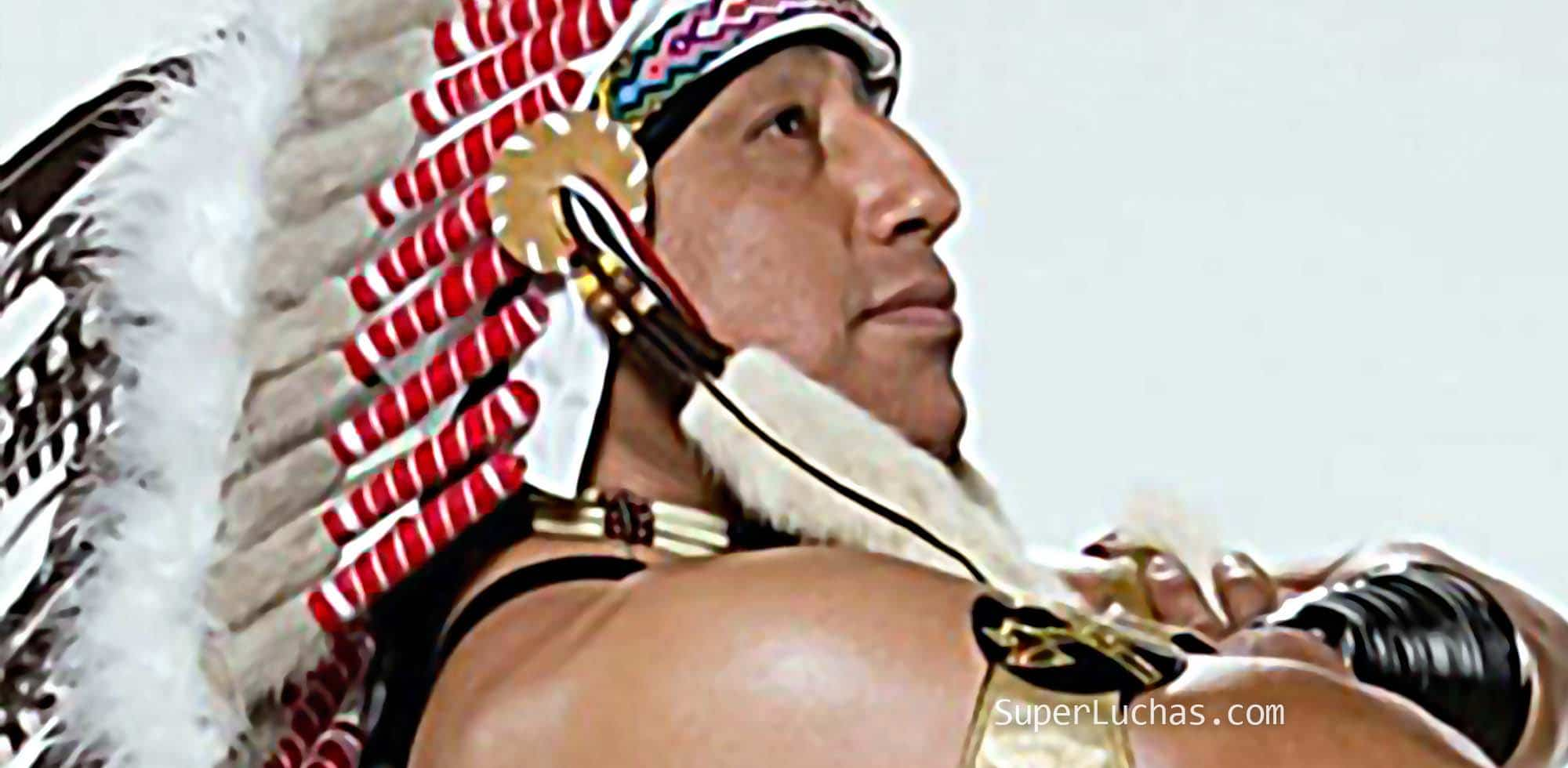 El mundo de la lucha libre reacciona a la muerte del Gran Apache 1