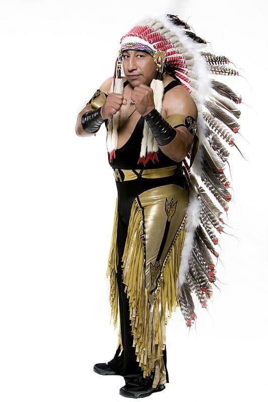 Víctima de cáncer, falleció el Gran Apache, uno de los grandes maestros de la lucha libre 2