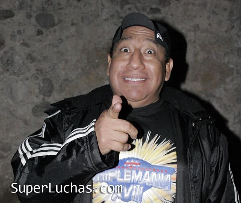 Víctima de cáncer, falleció el Gran Apache, uno de los grandes maestros de la lucha libre 6