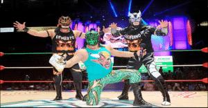 CMLL Informa - Rey Cometa y Soberano Jr., en el ojo del huracan; regresan los Hijos del Infierno 52