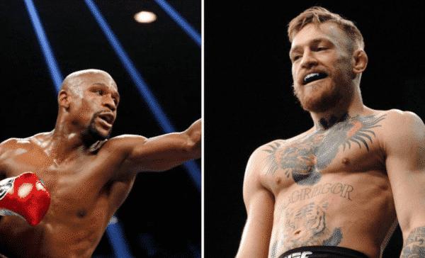 AMB se pone al margen del supuesto combate entre Mayweather y McGregor 1
