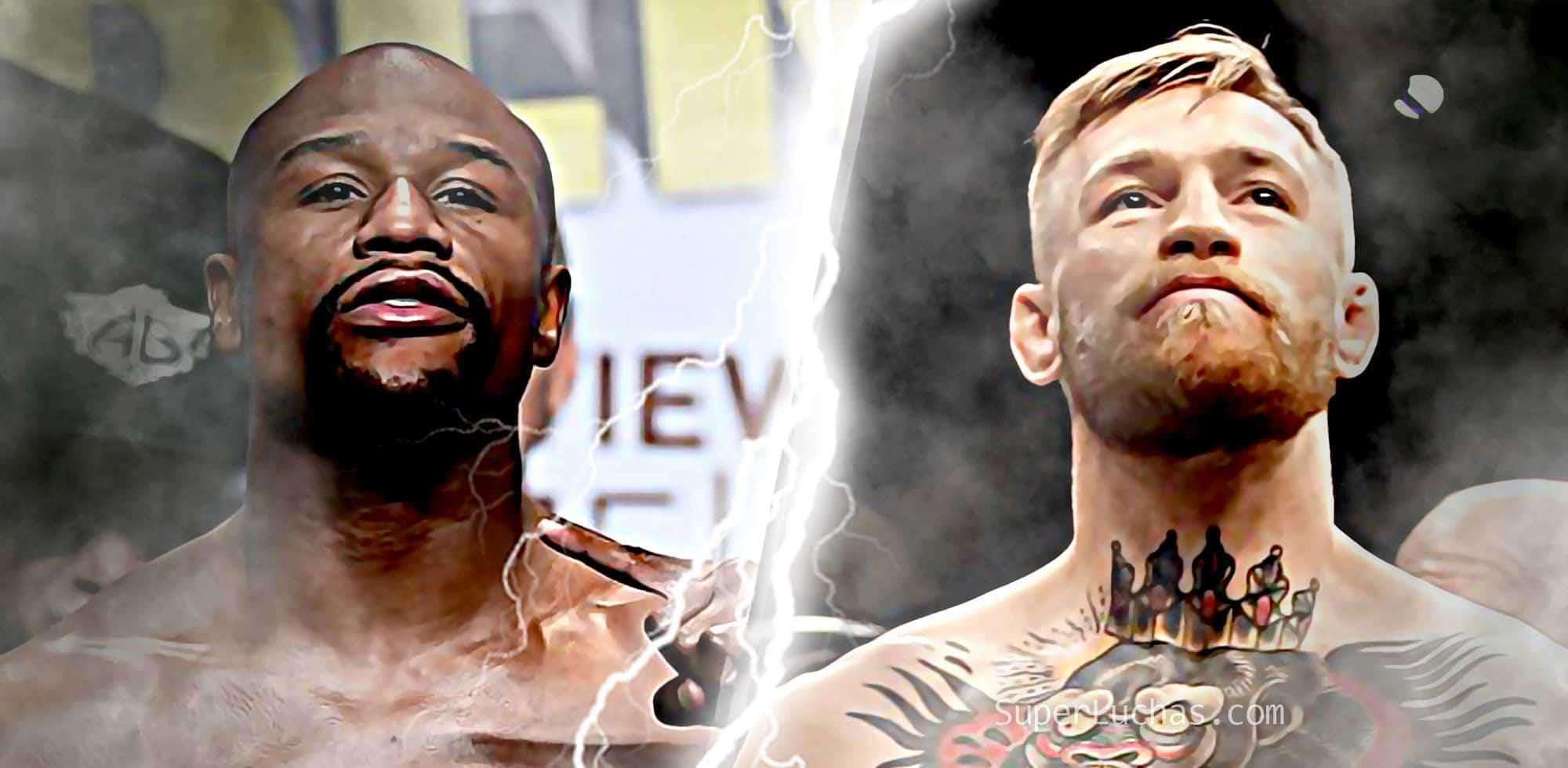 AMB se pone al margen del supuesto combate entre Mayweather y McGregor 2