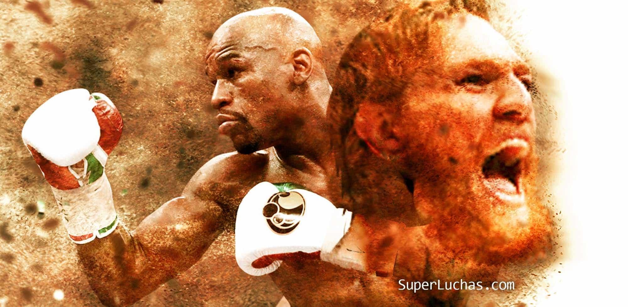 AMB se pone al margen del supuesto combate entre Mayweather y McGregor 3