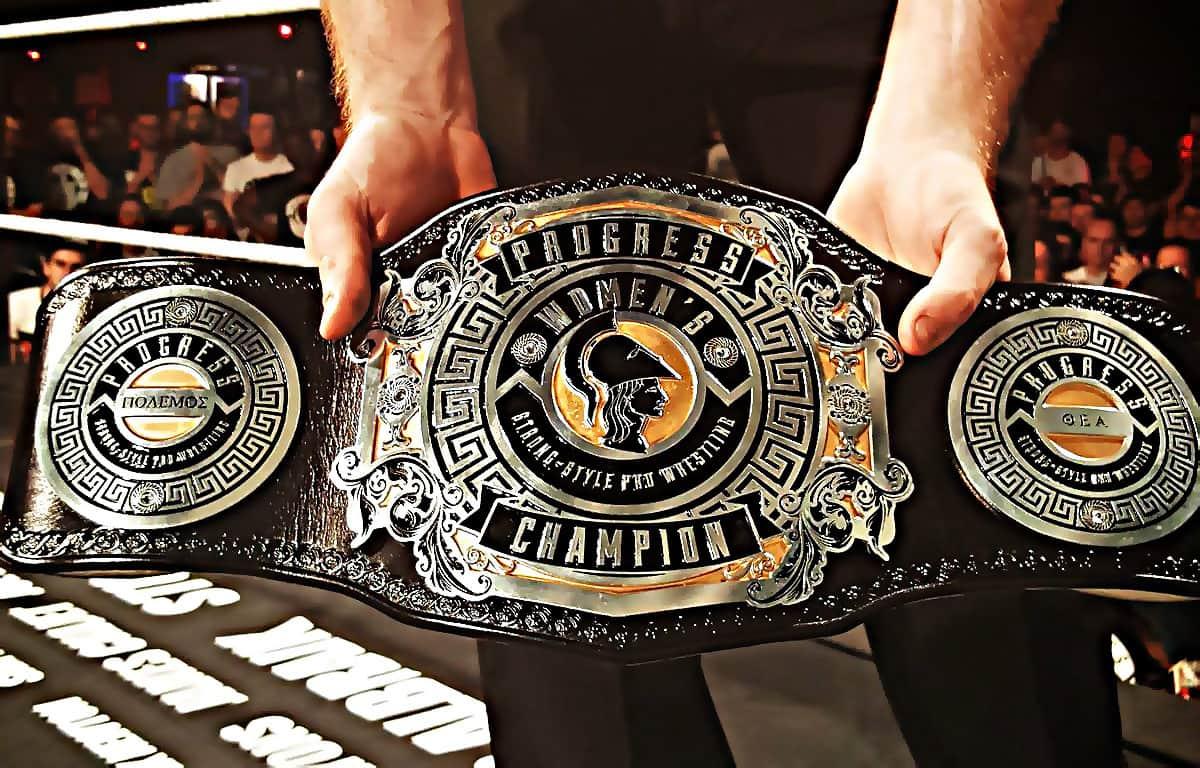 Resultados de Progress Wrestling Super Strong Style 16: Día 2 — Primera monarca de la empresa 1