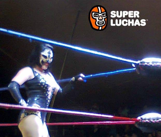 Resultados de FULL en Toluca: Alberto el Patrón, Tinieblas Jr. Cibernético vs. Jack Swagger y los UK Holligans 2