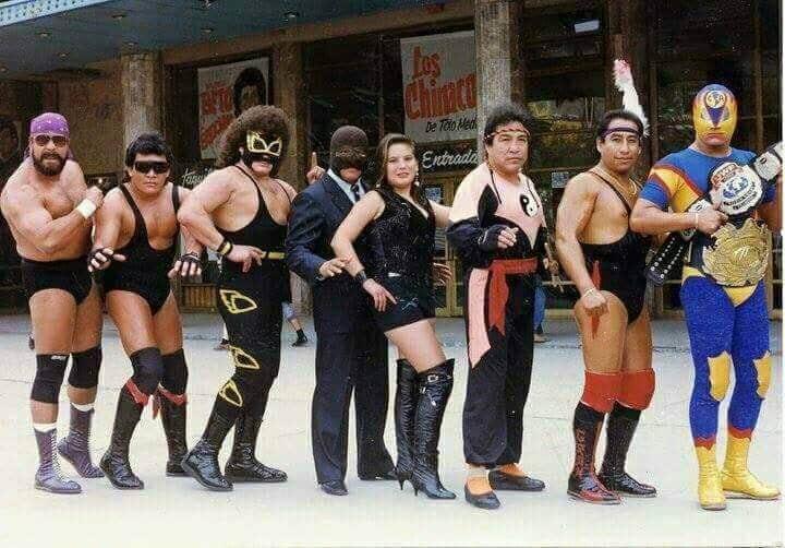Víctima de cáncer, falleció el Gran Apache, uno de los grandes maestros de la lucha libre 4