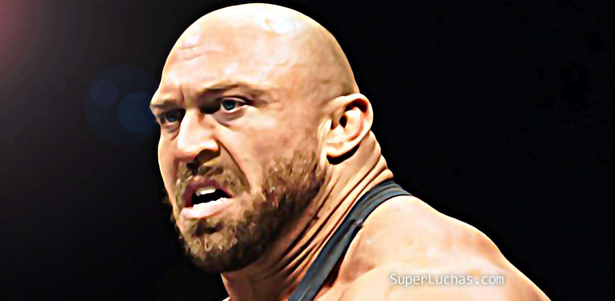 Ryback revela loca medida de control de WWE a sus Superestrellas 2