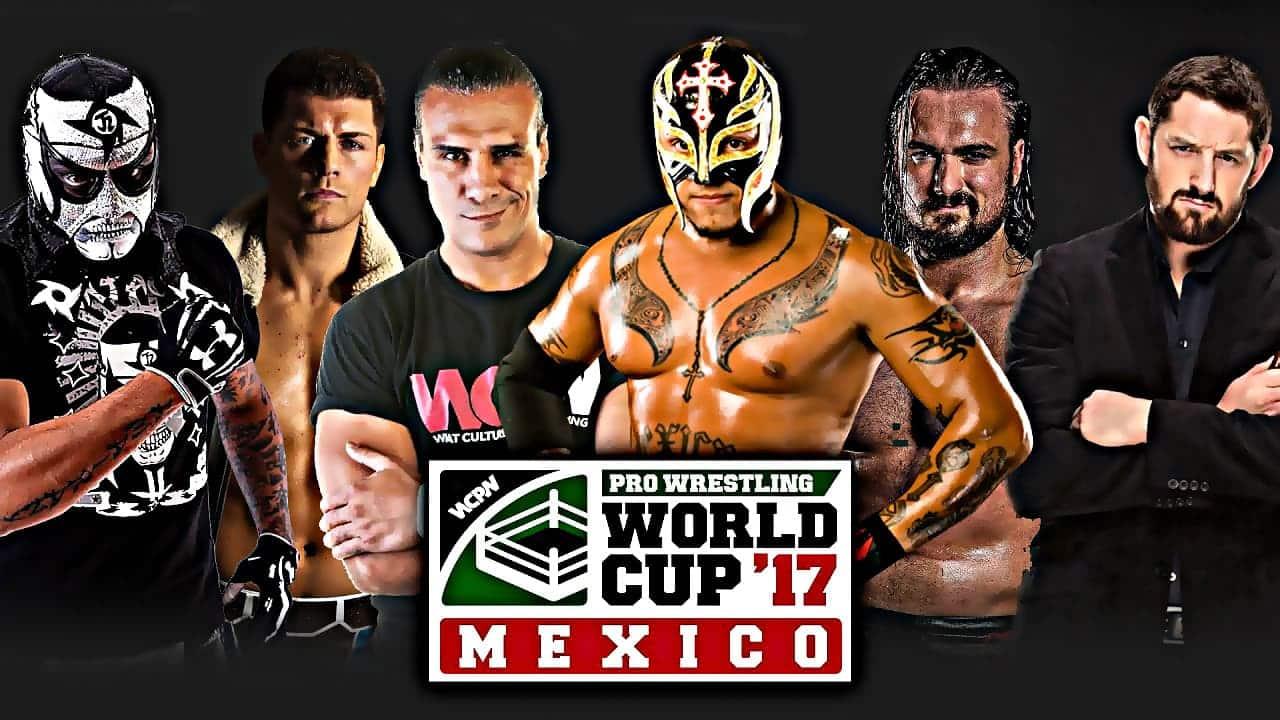 Cobertura de la Ronda Clasificatoria de México para la Copa Mundial WCPW - ¡El Patrón se mide a Rey Mysterio Jr.! 1