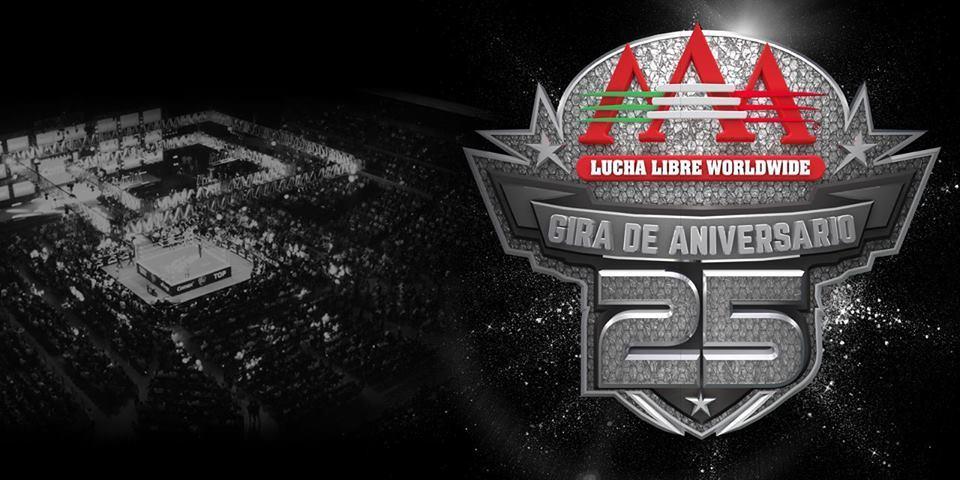 AAA: Cartel completo para Pachuca, Hidalgo 16/05/2017 una escala más de la Gira del 25 Aniversario 37