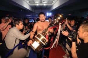 """AJPW: Resultados """"Champion Carnival 2017"""" Gran Final - 30/04/2017 - Shuji Ishikawa rompe todos los pronósticos y es el ganador 47"""