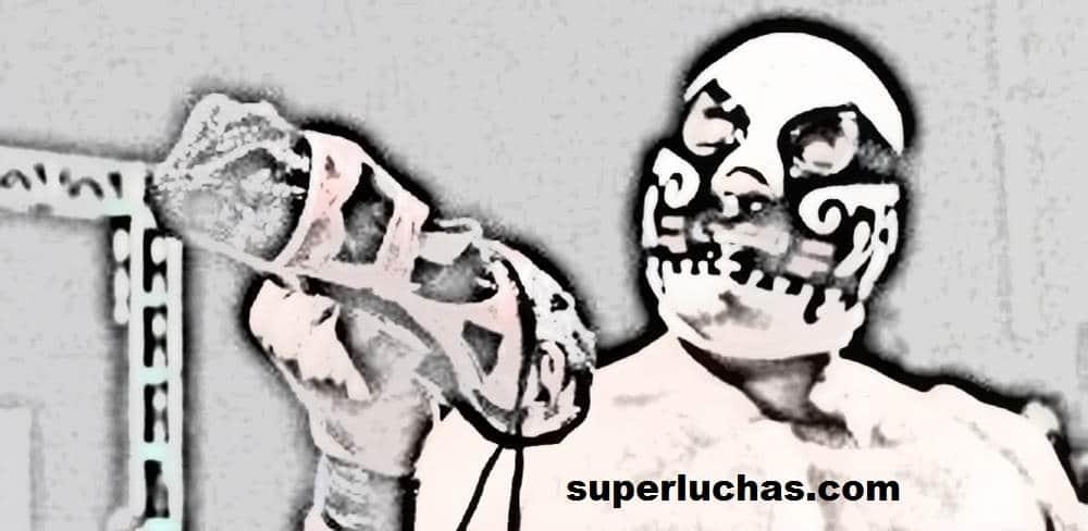 """""""Antes de retirarme quiero las máscaras de Rayo de Jalisco Jr. y Mil Máscaras"""" Canek 1"""