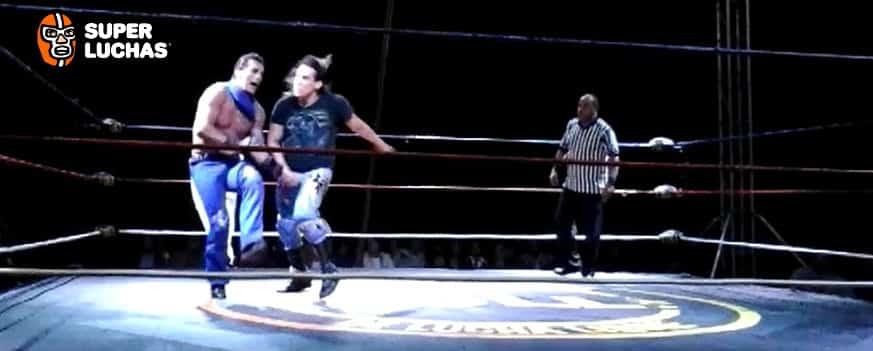 Resultados de FULL en Toluca: Alberto el Patrón, Tinieblas Jr. Cibernético vs. Jack Swagger y los UK Holligans 4