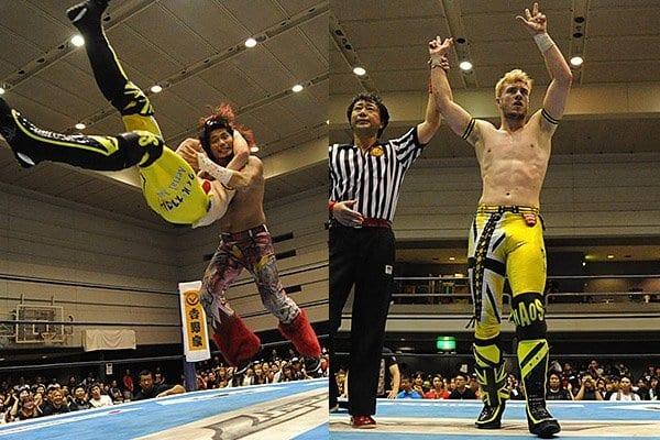 """NJPW: Resultados """"Best of the Super Jr. 24 - Día 12"""" - 31/05/2017 - Will Ospreay es el primer finalista 29"""