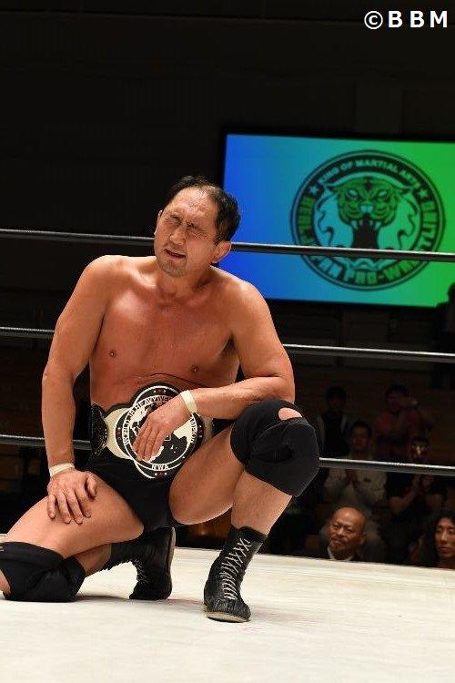 "RJPW: Resultados "" Legend of the Gold VI "" - Shinjiro Ohtani defendió el Campeonato Legend 6"