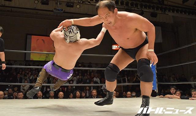 "RJPW: Resultados "" Legend of the Gold VI "" - Shinjiro Ohtani defendió el Campeonato Legend 39"