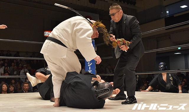 "RJPW: Resultados "" Legend of the Gold VI "" - Shinjiro Ohtani defendió el Campeonato Legend 4"