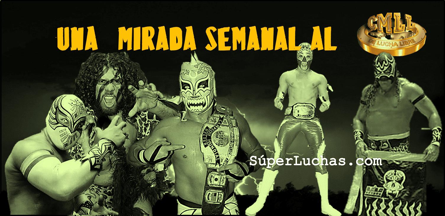 CMLL: Una mirada semanal al CMLL (del 11 al 17 de mayo de 2017) 198