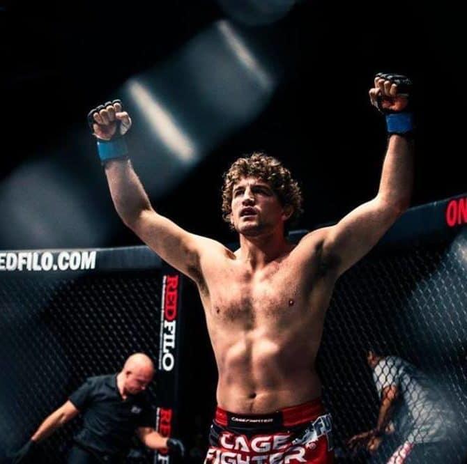 Ben Askren cree podría tomar de Colby Covington en pelea por título 8