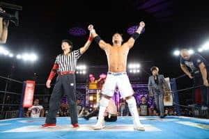 """NJPW: Resultados """"Best of the Super Jr. 24 - Gran Final"""" - 03/06/2017 KUSHIDA se lleva la gloria 10"""
