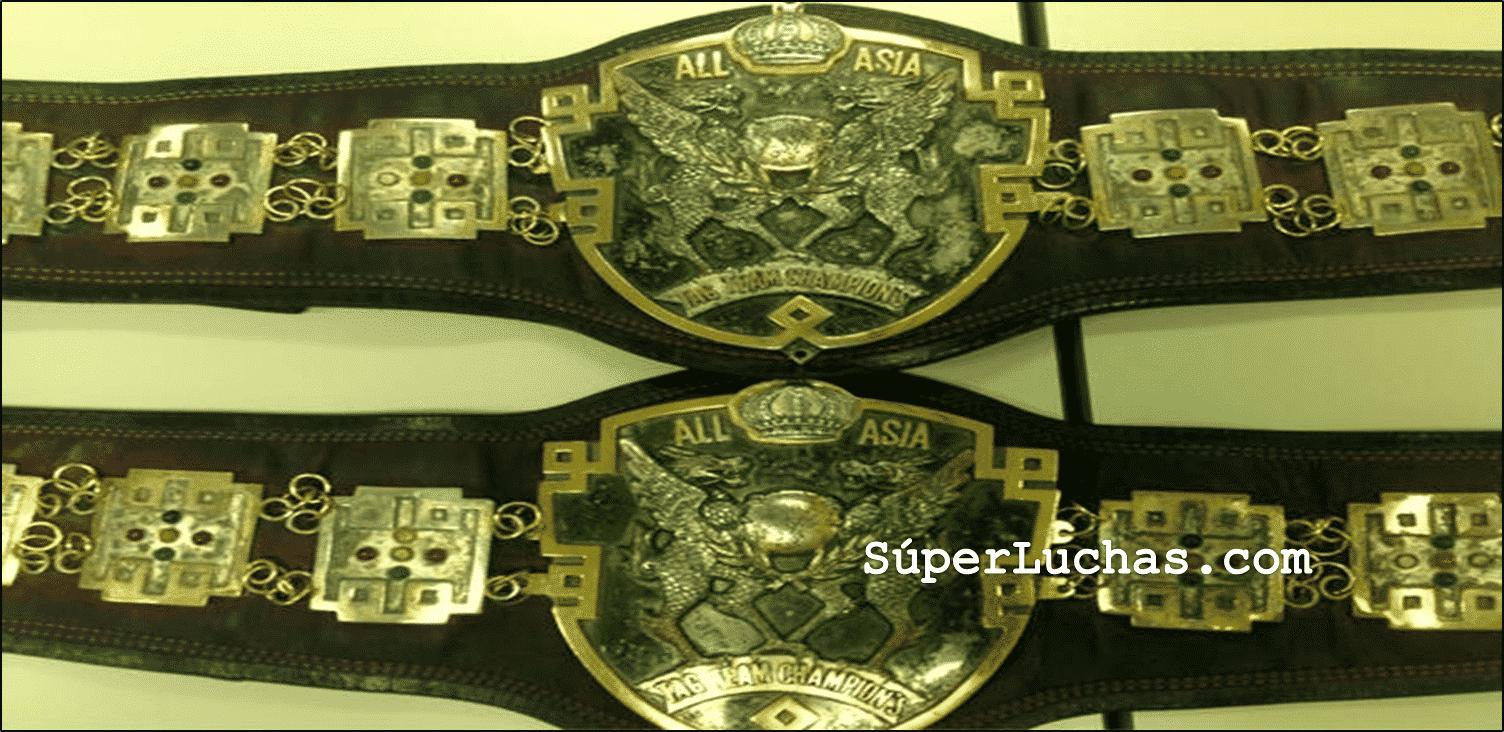 "AJPW: Resultados ""Dynamite Series 2017"" - 20/01/2017 Atsushi Aoki y Hikaru Sato se adueñan del Campeonato All Asia 41"