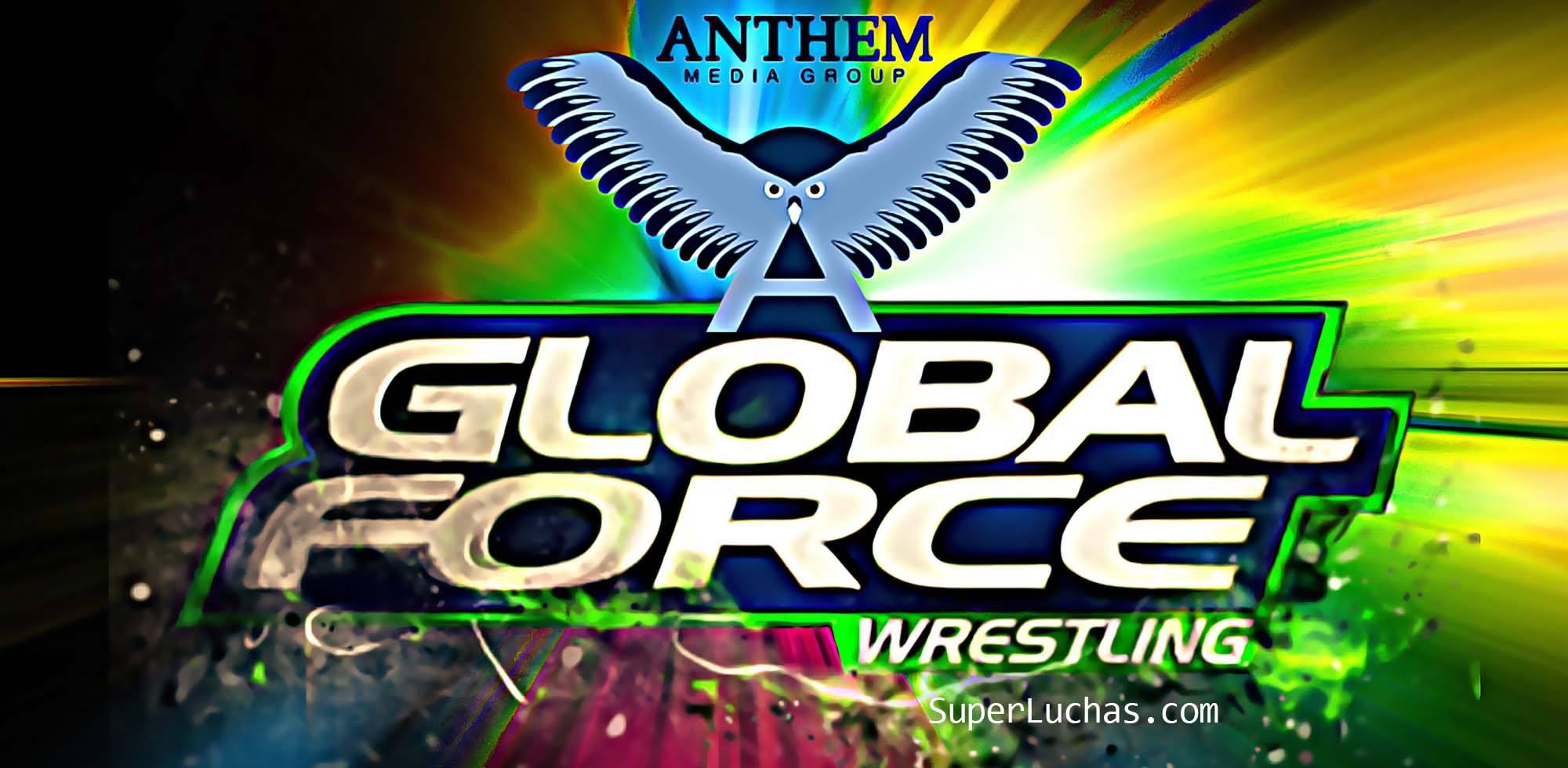 Anthem Media GFW, logos