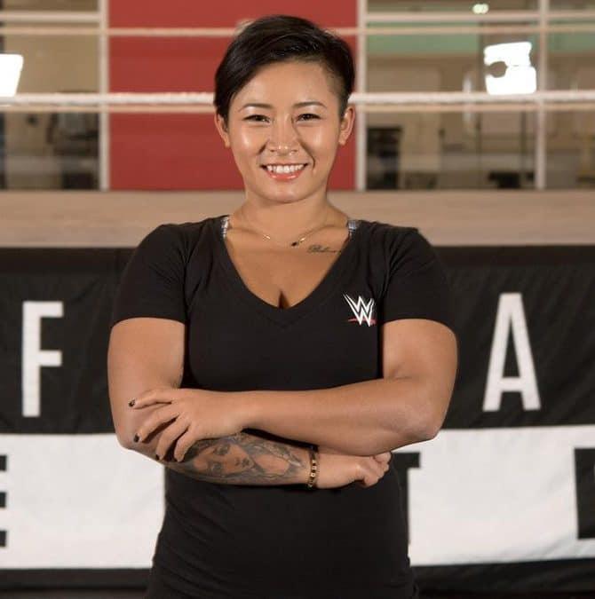 Seis meses después de su lesión, Xia Li debuta en NXT 74