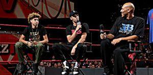 WWE se disculpa por los insultos raciales usados en MizTV 2