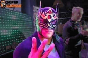 """Dragon Lee: """"He logrado alcanzar un lugar que pocos mexicanos han conseguido"""" 7"""