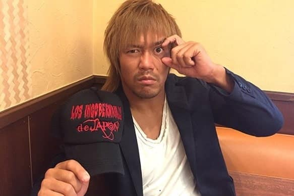 Tetsuya Naito lanza una amenaza: destruirá el nuevo título de NJPW como lo hizo con el Intercontinental IWGP 2