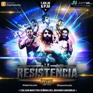 Resultados IMPERIO: La Resistencia (01/07/2017) 4