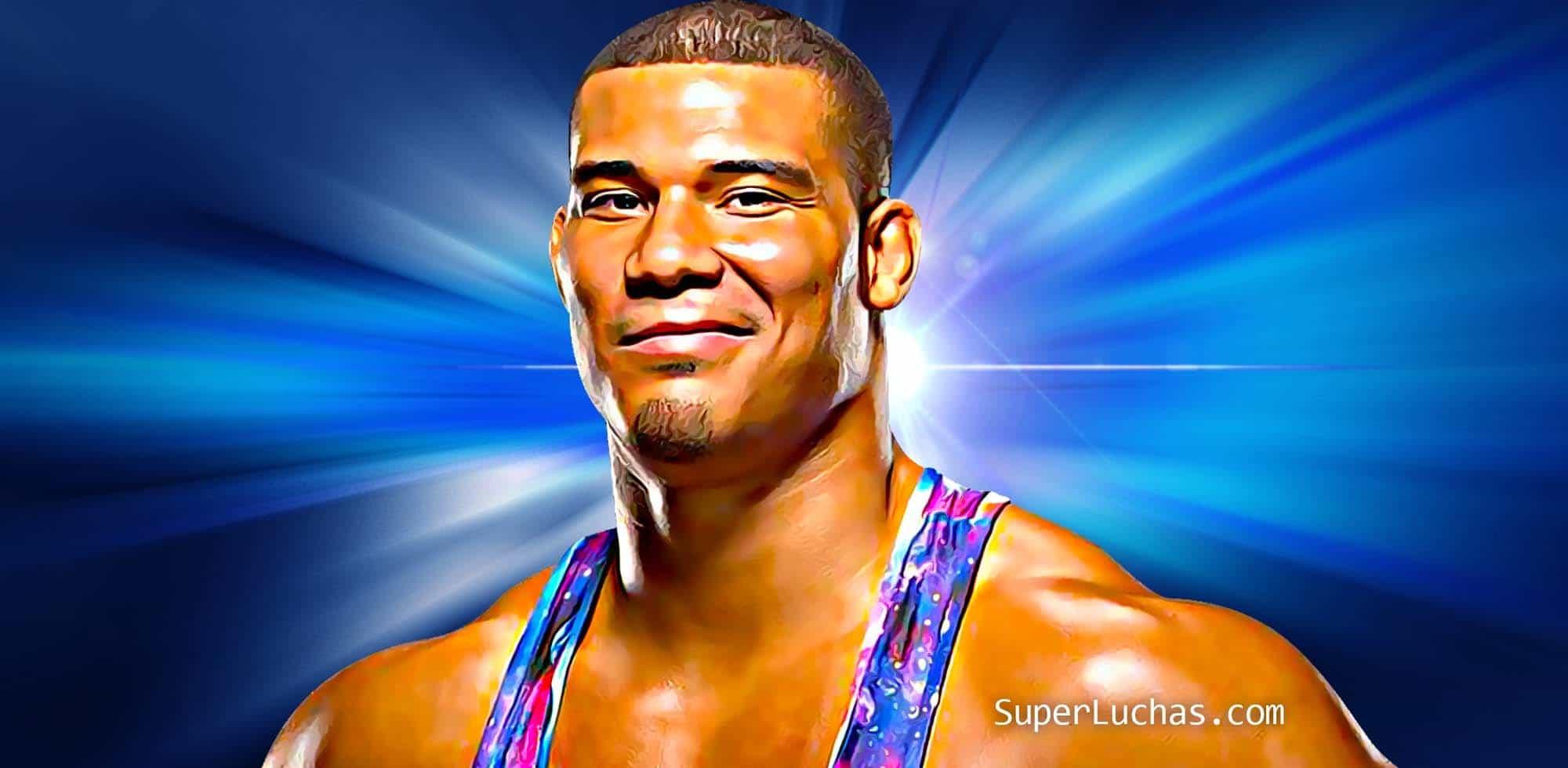 """Ser """"hijo"""" de Kurt Angle, ¿una maldición para Jason Jordan? 1"""