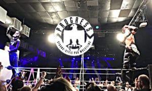 Resultados de Progress Wrestling Chapter 50 — Tyler Bate y Trent Seven empiezan a perder fuelle 6