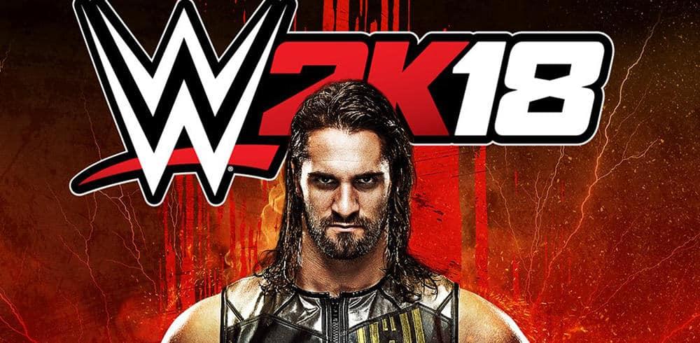 Seth Rollins en WWE 2K18