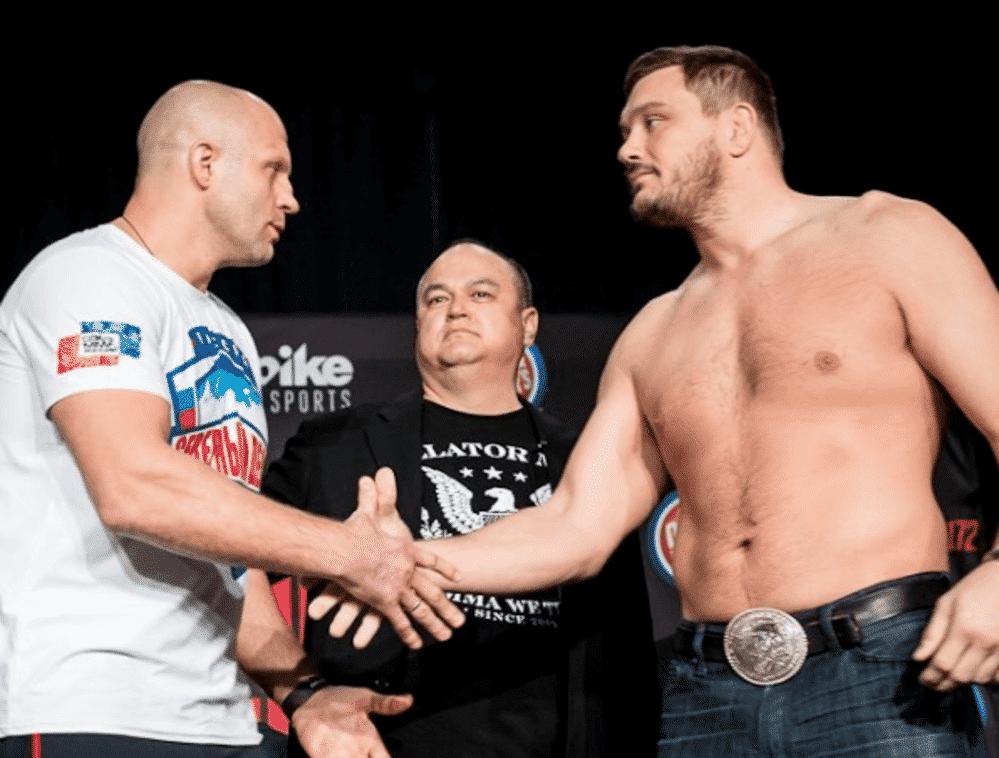 ¿Qué sigue para Fedor Emelianenko tras su derrota por KO en Bellator 180? 2
