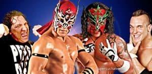 Super X anuncia House of Juice: Juventud Guerrera vs. Dragon Lee — Súper Crazy vs. Sam Adonis 8