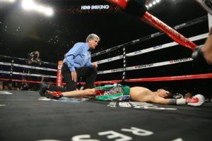 Nevada cambiará la decisión del resultado de Rigondeaux vs. Flores 1