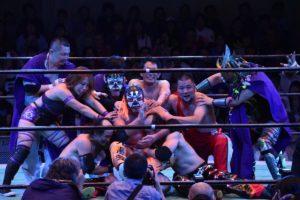 "Michinoku Pro: Resultados ""Michinoku Pro Wrestling 2017 Tokyo Convention Vol 3"" 18/06/2017 42"