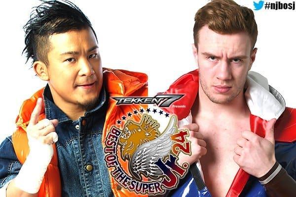 "NJPW: Cartel completo para ""Best of the Super Jr. 24"" - Gran Final 03/06/2017 16"