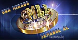 CMLL: Una mirada semanal al CMLL (del 25 al 31 de mayo de 2017) – 58