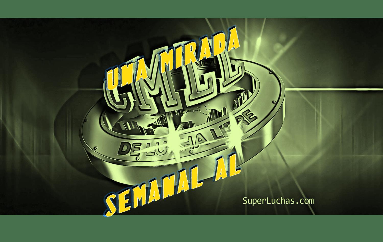CMLL: Una mirada semanal al CMLL (del 8 al 14 de mayo de 2017) 8