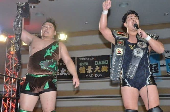 """W-1: Resultados """"Wrestle-1 Tour 2017 Outbreak"""" - 24/06/2017 - Se puso en disputa el título de parejas 1"""