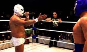 Dr. Wagner Jr. vuelve a usar la máscara de su padre — Blue Demon Jr. lo reta a un duelo de máscaras 18
