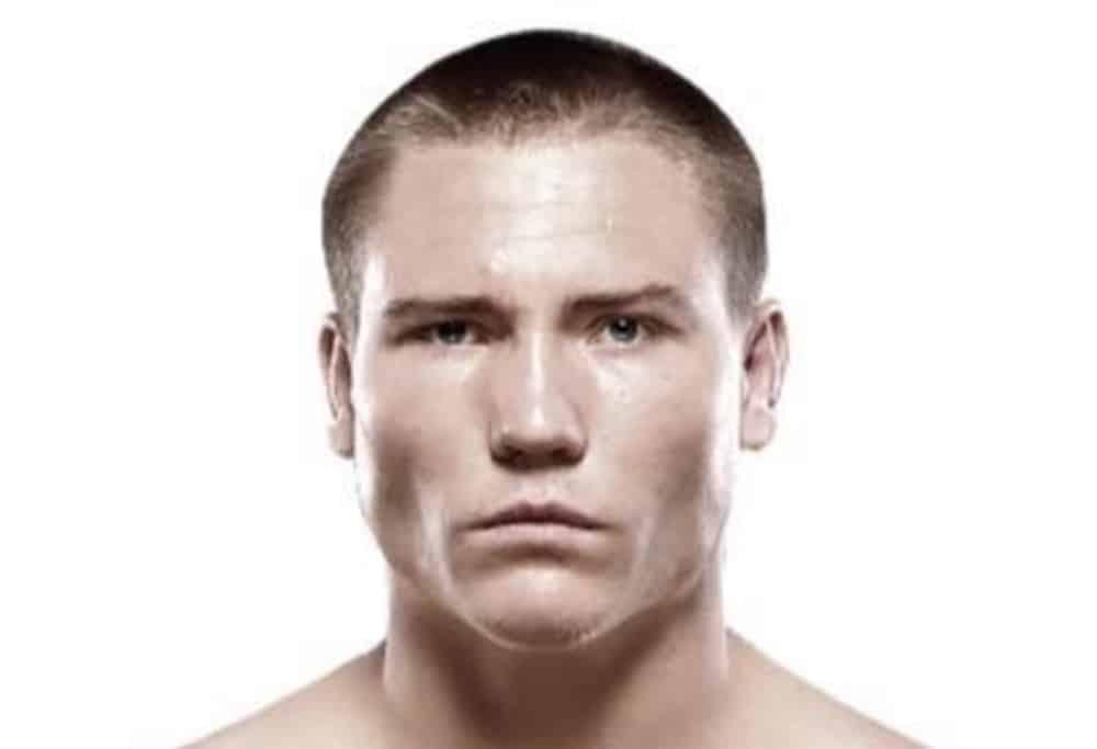 El ex peleador de UFC y Bellator Cody Pfister es arrestado 1
