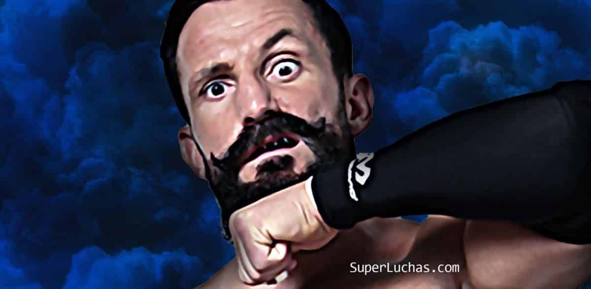 La Superestrella NXT Bobby Fish estrena tatuajes 1