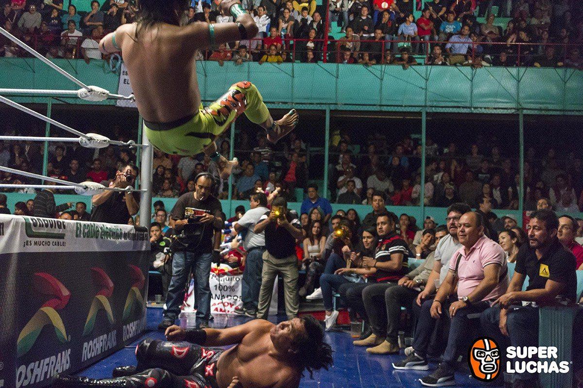 CMLL en Puebla 13-07-17