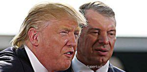 Donald Trump Vince McMahon