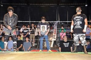 "FMW: Resultados ""Ringside one Flower of Flowers"" - 15/07/2017 Memorial a Mr. Pogo 11"
