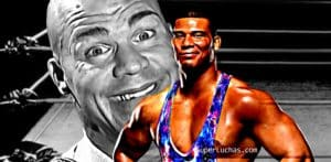 """Kurt Angle hace una advertencia a """"su hijo"""" Jason Jordan 2"""