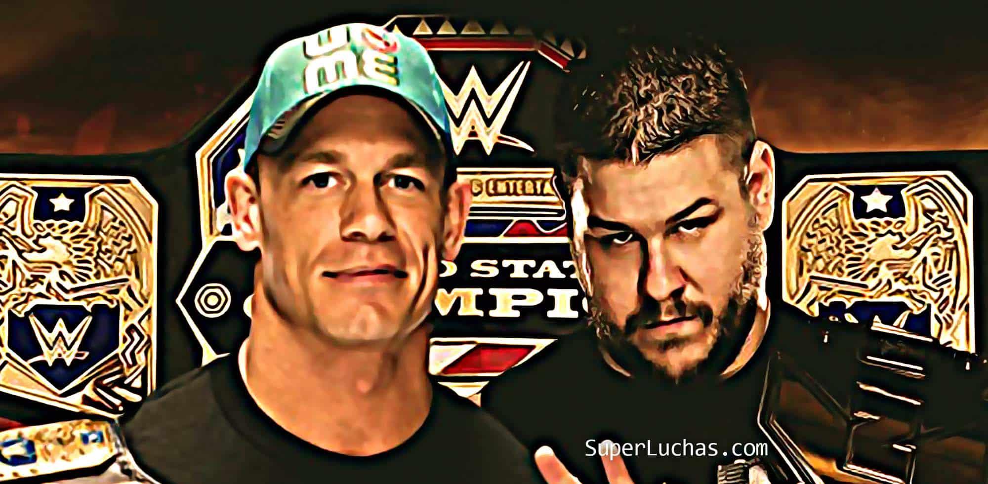Un clásico de Battleground: John Cena vs. Kevin Owens en 2015 33